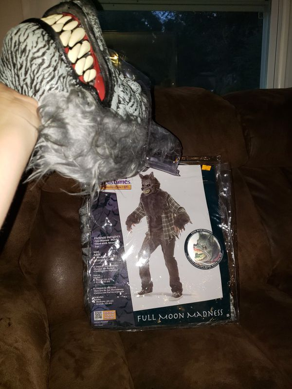 Halloween Wolf Costume