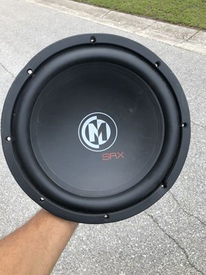 12 inch Memphis speaker for Sale in St. Petersburg, FL