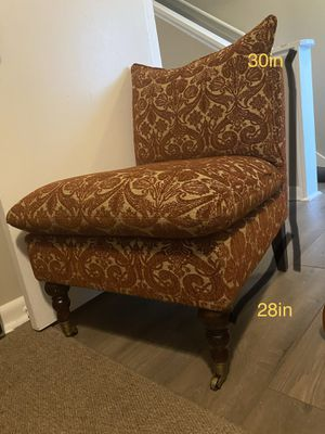 Free Pier 1 chair for Sale in Chapel Hill, NC