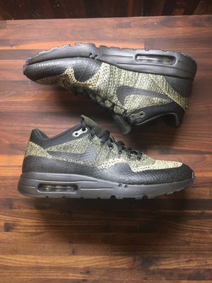 Nike Air max 1 ultra Flyknit 10 mens for Sale in Tampa, FL