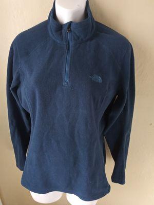 L* North Face fleece pullover for Sale in Spokane, WA