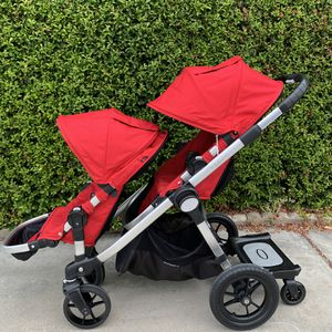 Double stroller -city select for Sale in San Diego, CA