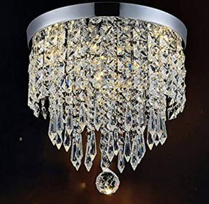 Modern Chandelier Crystal Ball Fixture Pendant Ceiling Lamp for Sale in Marquette, MI