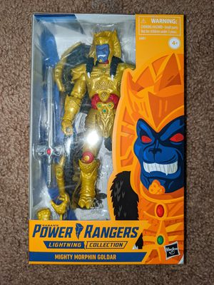 Mighty Morphin Power Rangers Goldar Lightning Collection Figure for Sale in Upper Gwynedd, PA