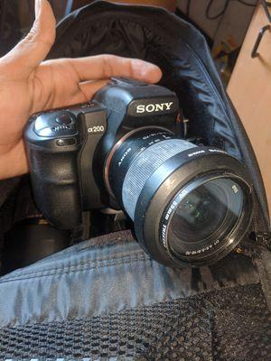 Sony Ax200 digital camera for Sale in Hemet, CA