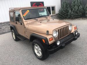 1999 Jeep Wrangler for Sale in Schnecksville, PA