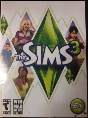 Sims Computer Game for Sale in Fullerton, CA