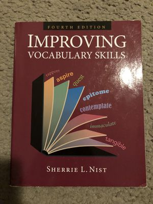 Improving vocabulary skills for Sale in Fort Worth, TX