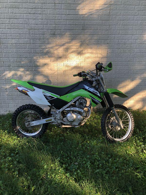 2011 Kawasaki KLX 140