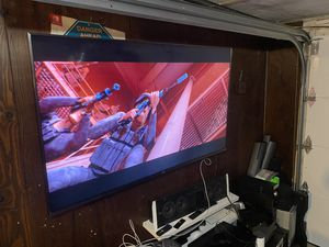 """TCL 65"""" R615 4K Roku tv for Sale in Union, NJ"""