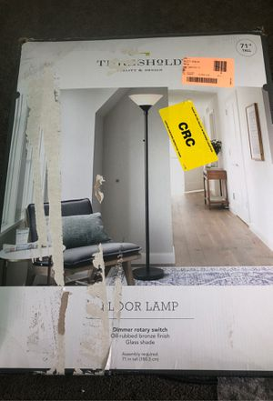 Floor lamp for Sale in Ontario, CA