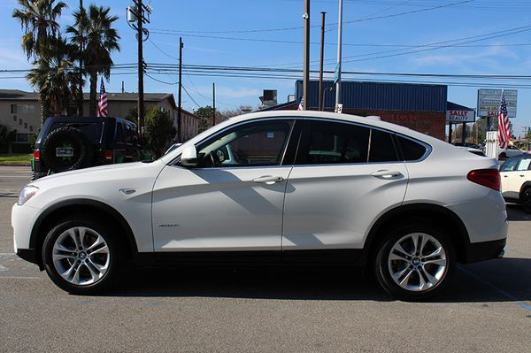 2015 BMW X4 xDRIVE28i