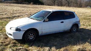 92 honda civic hatchback vx for Sale in Westerville, OH