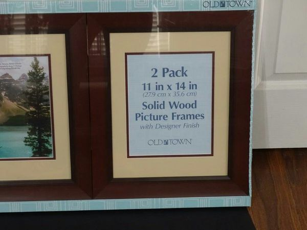 Old Town Picture Frames Size 11 By 14 2pac For Sale In Las Vegas Nv Offerup
