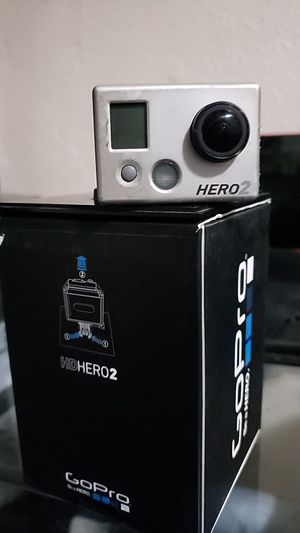 Go pro hero 2 for Sale in San Jose, CA