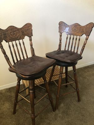 Antique bar stools for Sale in Lakeside, CA