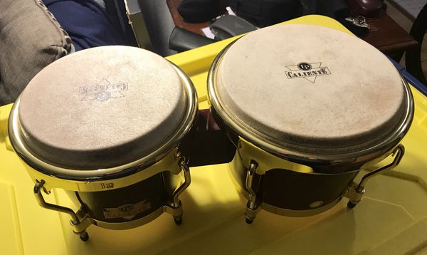 Bongos made by Caliente
