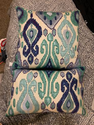 Decorative Throw Pillows for Sale in Fresno, CA