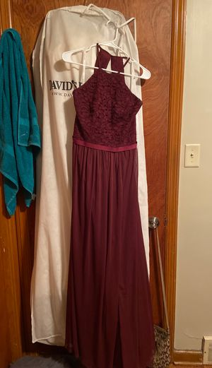 David's bridal homecoming/prom dress for Sale in Columbus, OH