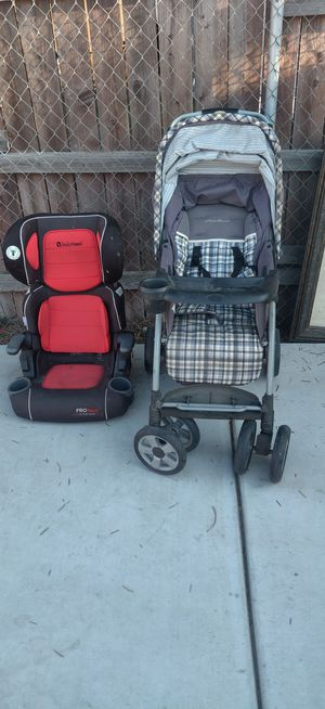 Stroller and car seat for Sale in Ontario, CA