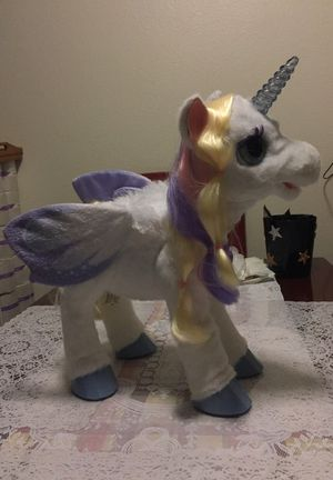 Authentic FurReal Friend Starlily, my magical unicorn interactive for Sale in Los Angeles, CA