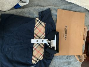 Burberry shirt for Sale in Mesquite, TX