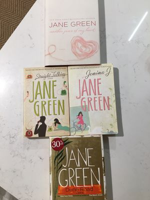 4 Jane Green Books ($5 all 4) for Sale in El Cerrito, CA