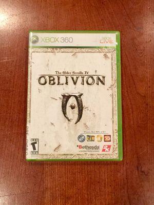 The Elder Scrolls IV: Oblivion Xbox 360 for Sale in Camden, NJ