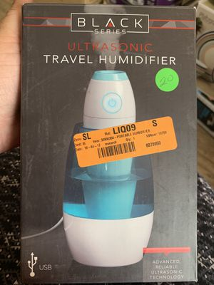 Travel humidifier for Sale in Manteca, CA