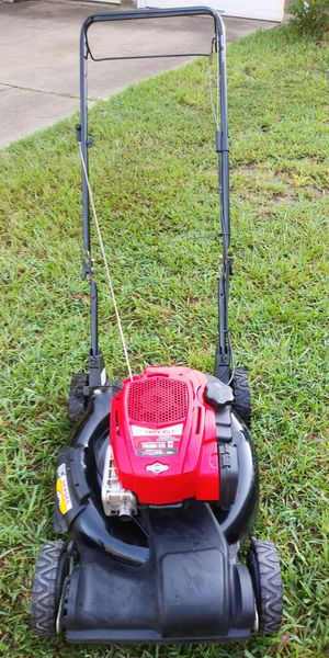 Troy bilt self propelled good condition like new for Sale in Houston, TX
