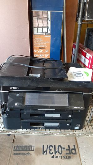 Epson workforce 845 works for Sale in Winchester, CA