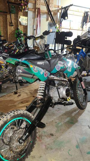 Ssr 110 semi dirt bike for Sale in Maple Valley, WA