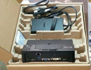 Dell PR03X E/Port II USB 3.0 Advanced Port Replicator for Sale in Houston, TX