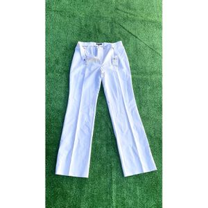 White Burberry Casual Pants for Sale in Philadelphia, PA