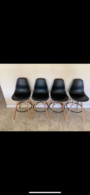 Eames bar stools for Sale in MAGNOLIA SQUARE, FL