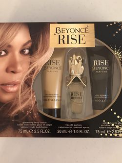 BEYONCÉ RISE Gift Set for Sale in Sunnyside,  WA