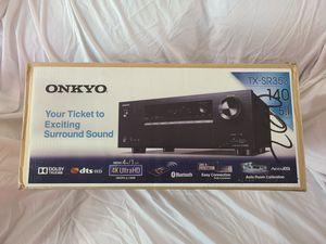 Onkyo TX-SR353 for Sale in Fullerton, CA