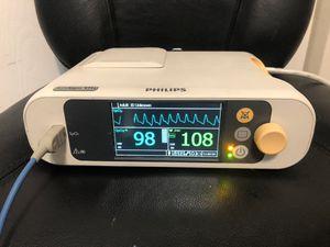 Philips VM1 SpO2 oximeter monitor Patient ready for Sale in Miami, FL