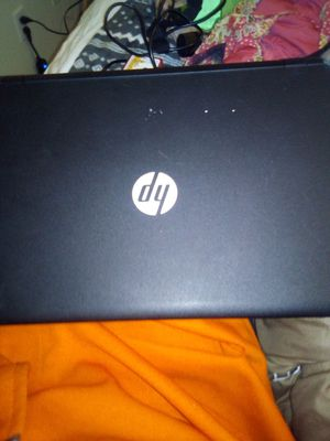 "HP 15-1233WM 15.6"" Laptop Intel Celeron N3050 4GB RAM 500GB Windows 10 Notebook for Sale in Anchorage, AK"