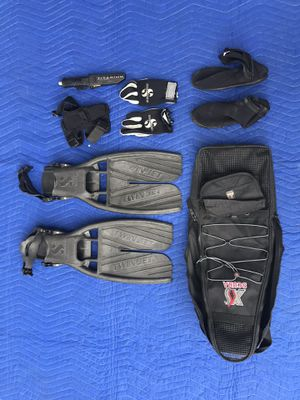 ScubaPro scuba/snorkeling fins for Sale in MARTINS ADD, MD