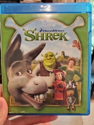 Shrek on Blu-ray for Sale in Highlands, TX