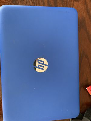 HP Stream Notebook PC 13 blue for Sale in Fort Worth, TX