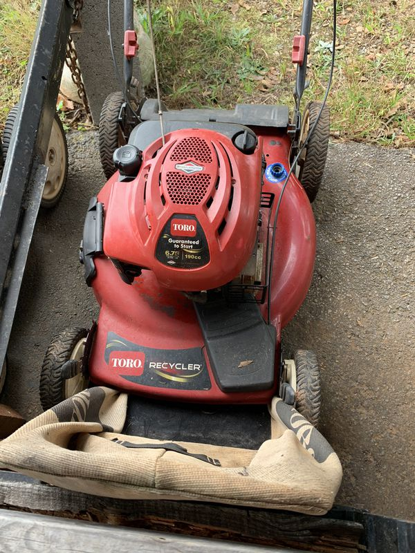 Self Propelling Lawnmovers 2 Pcs For Sale In Buford Ga
