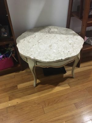 Marble coffee table for Sale in Annandale, VA