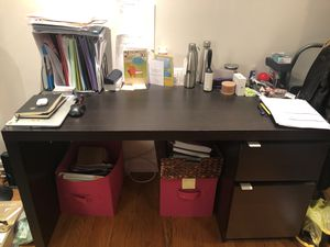 Spacious IKEA desk — good condition for Sale in New York, NY