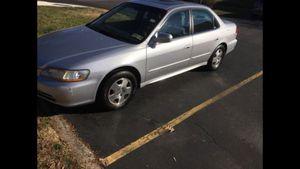 2001 Honda Accord for Sale in Alexandria, VA