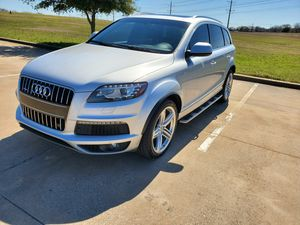 Audi Q7 S-line for Sale in Red Oak, TX
