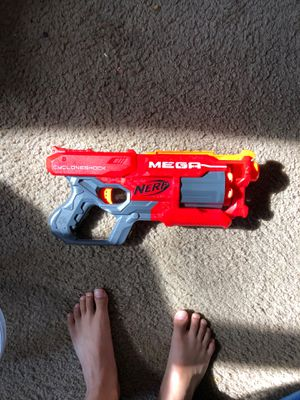 Mega nerf gun for Sale in West Covina, CA