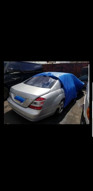 FOR PARTS MB MERCEDES BENZ S550 S600 S55 S63 CLS550 AMG SPORT for Sale in Beverly Hills, CA