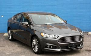 2016 Ford Fusion for Sale in Tucson, AZ